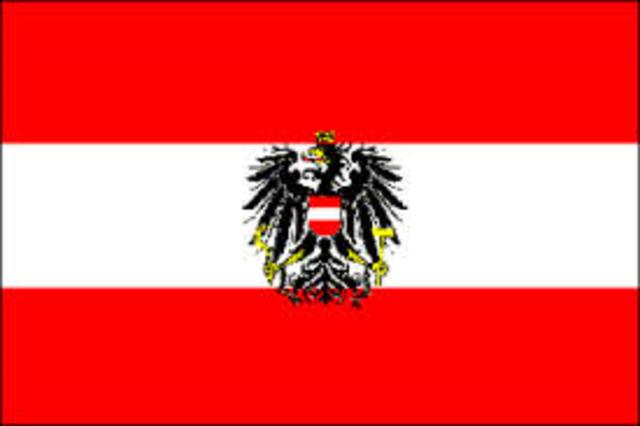 Austria signs armistice with Allies.