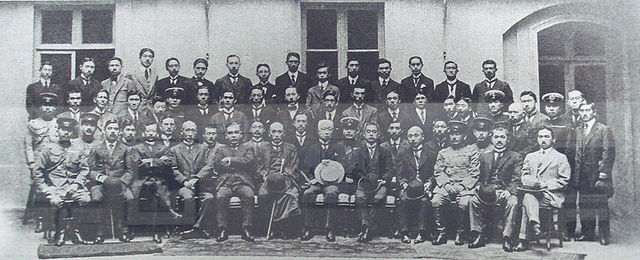 peace conference held