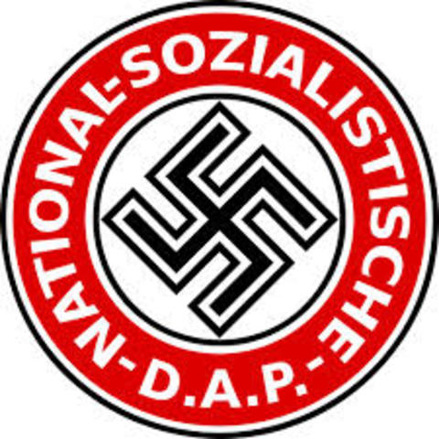 Adolf Hitler joins German Workers' Party