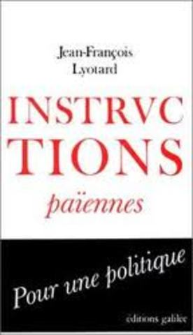 Instructions païennes