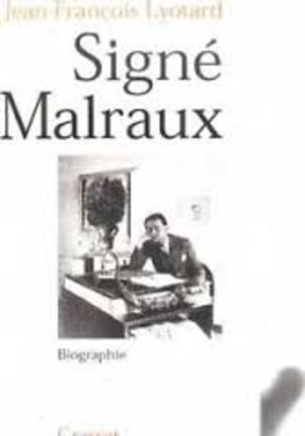 Signé Malraux
