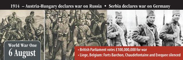 More war declared