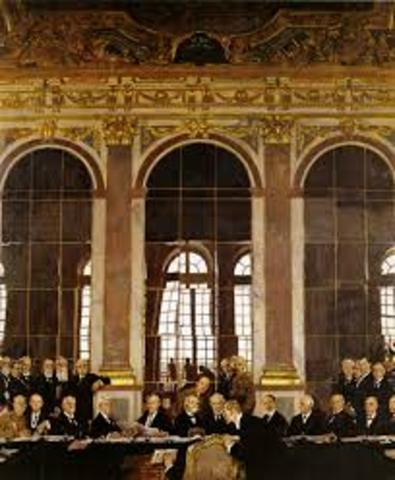 Austria made peace
