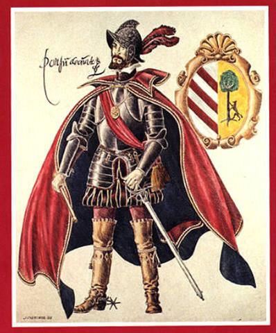 Juan de onate established Santa Fe
