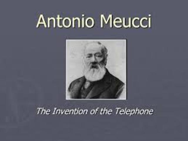 ANTONIO MEUCCI Y WESTERN UNION TELEGRAPH COMPANY