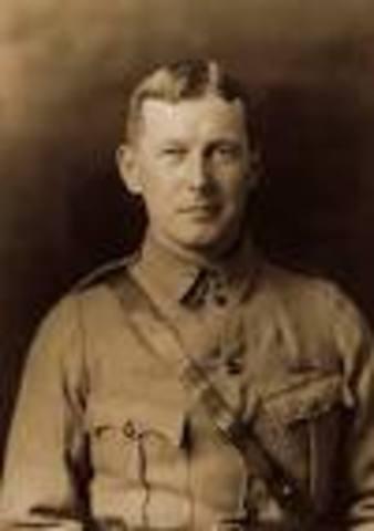 Military Surgeon, John McCrae poem