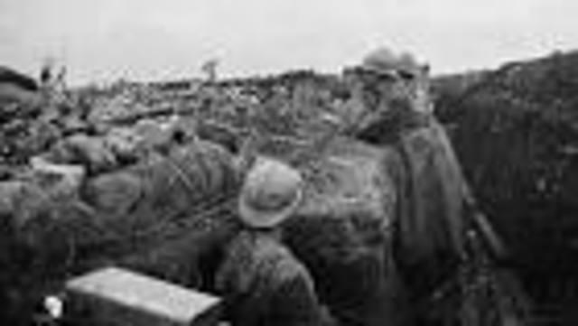 The Battle on Verdun