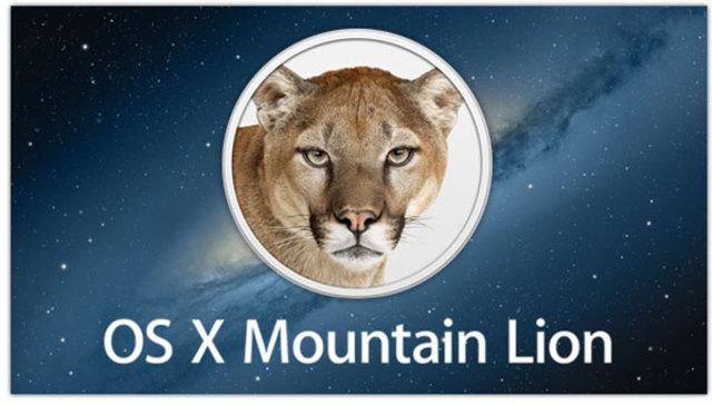 Mac OS X v10.8