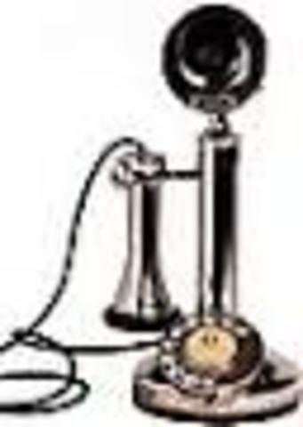 Modelo de sobremesa Western Electric Company U.S.A 1930.
