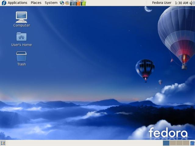 Fedora 7