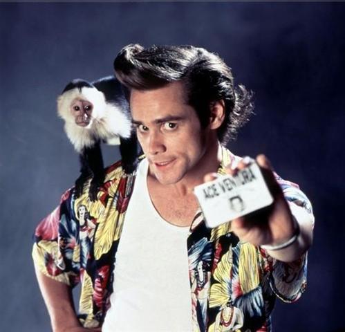 """Дж. Керри снялся в комедии """"Эйс Вентура: Розыск домашних животных"""""""