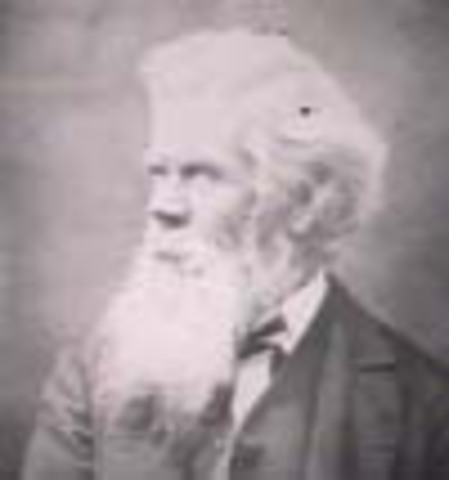 Henry Parkes (1815-1896) delivers the Tenterfield Address