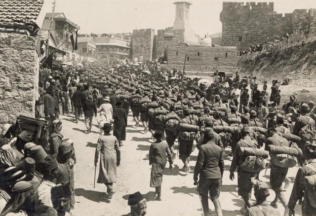 Austria - Hungarian Empire Surrenders