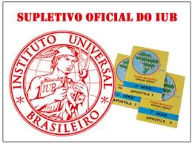 Criação do Instituto Universal Brasileiro