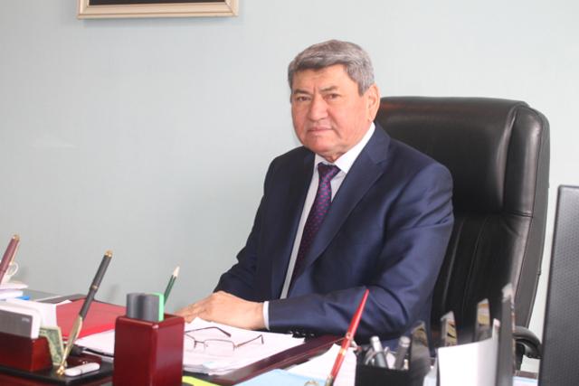 С 16 октября 1995 года пост акима Шымкента принял Анарбек Онгарович Орман