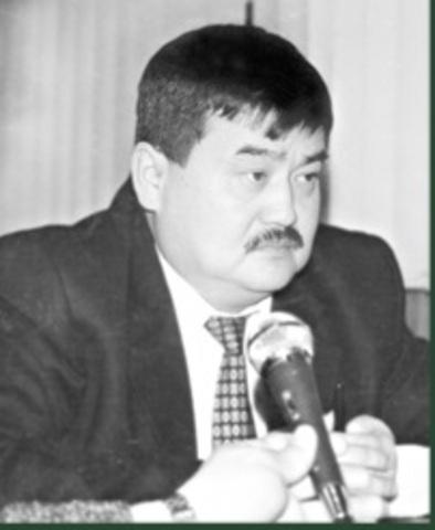 С 14 мая 1999 г акимом Шымкента стал Торетай Тунгышович Бекжигитов