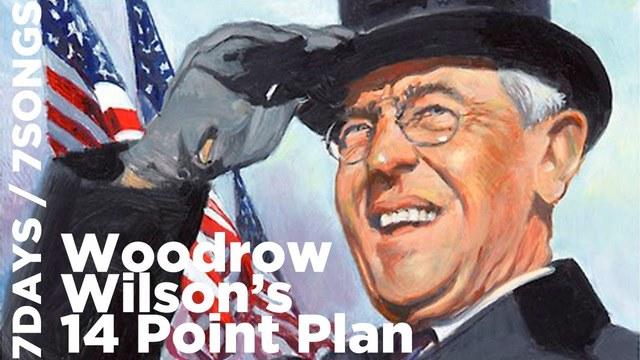 Wilson's 14 Point Plan.