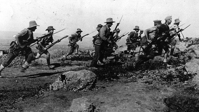 Australia in Gallipoli. Key Events. Part 1