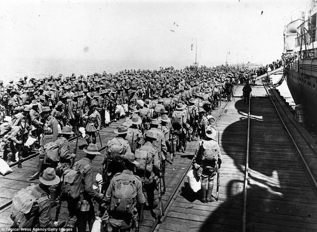 Australia in Gallipoli. Key Events. Part 2
