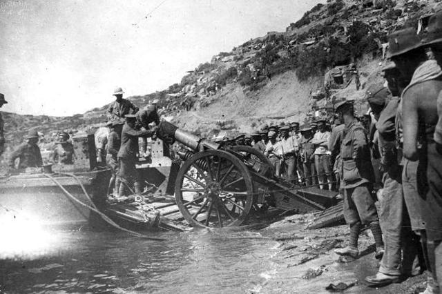 Australia in Gallipoli. Key Events. Part 3