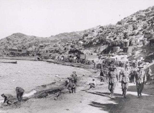Australia in Gallipoli. Australia's Involvement. Part 1