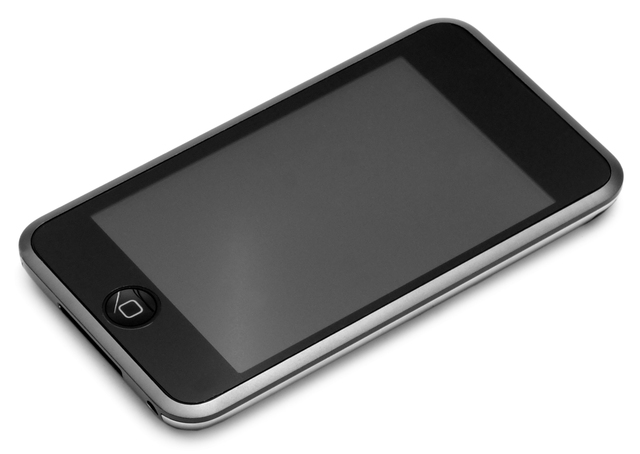 1st IPhone released