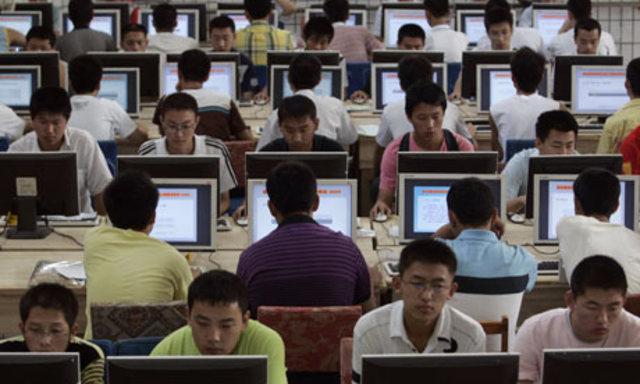 Chinesse internet use