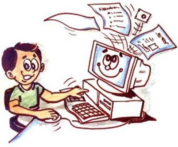 Visita de pesquisadores para início de estudos e projetos sobre a informática