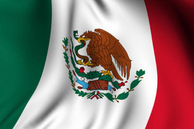 mexico gains independence from spain.