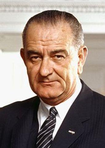 Lyndon Baines Johnson Beats Coke Stevenson