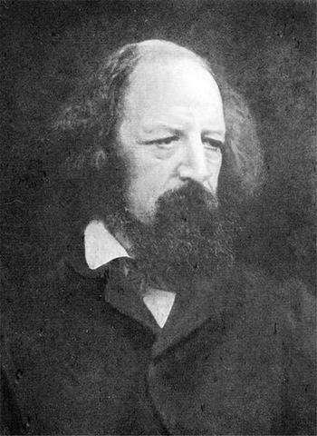 "Julia Margaret Cameron, ""Alfred Lord Tennyson"