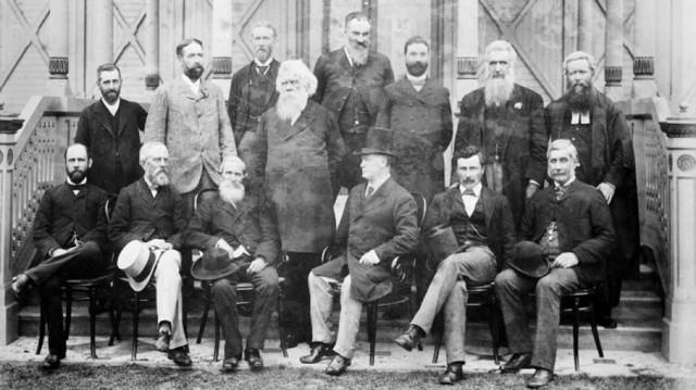 National Australiasian Convention