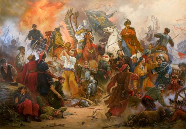Восстание Хмельницкого