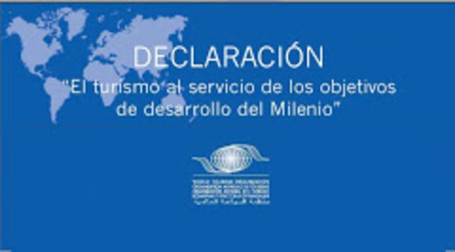 Declaracion de Djerba sobre Turismo y canmbio Climatico
