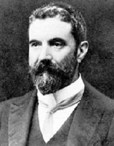 Alfred Deakin (August 3, 1856, Melbourne-October 7, 1919)