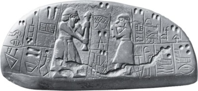 The earliest writing