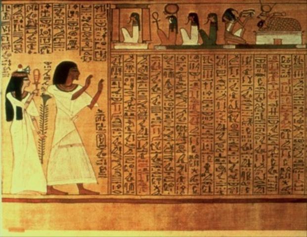 Egyptian visual identification