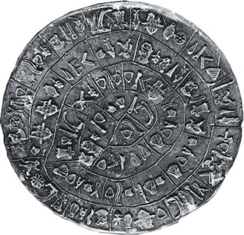 The North Semitic alphabet