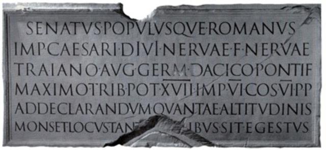 The Latin alphabet