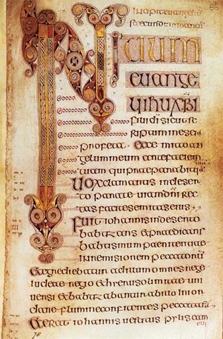 Celtic book design