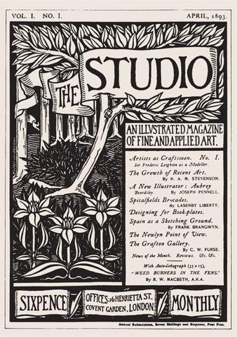 English art nouveau
