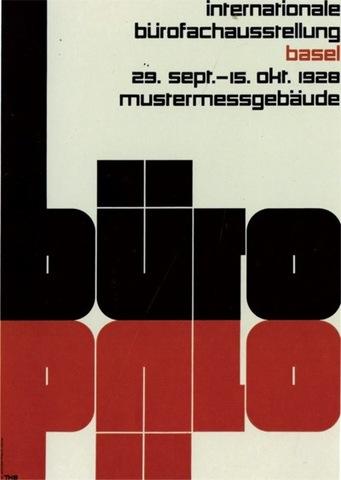 international typographic style
