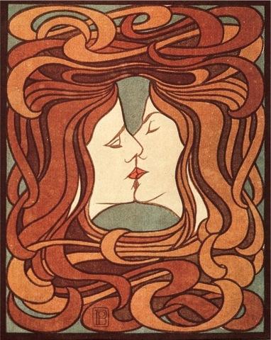Peter Behrens, The Kiss