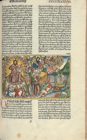 6–9. Anton Koberger, Bible in German, 1483.