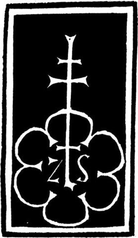 7–5. Printer's trademark, 1481. Attributed to Andreas Torresanus