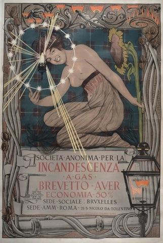 Giovanni Mataloni, Brevetto Auer poster