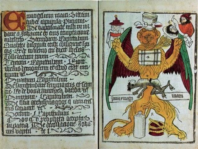 Pages from Ars Memorandi per Figuras Evangelistarum