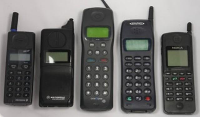Digital mobile phone networks