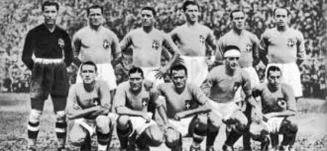 Gran final Italia 1934