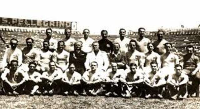 Final Francia 1938, Italia campeón por segunda vez